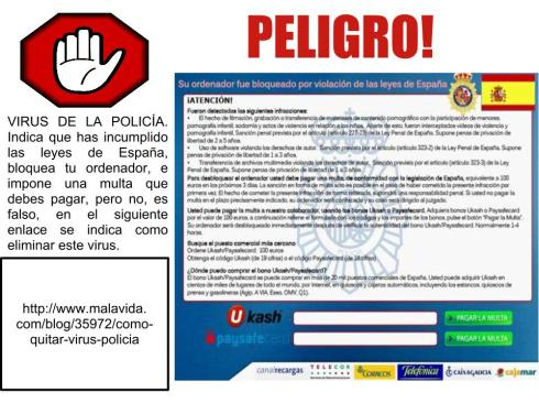 16 - virus police