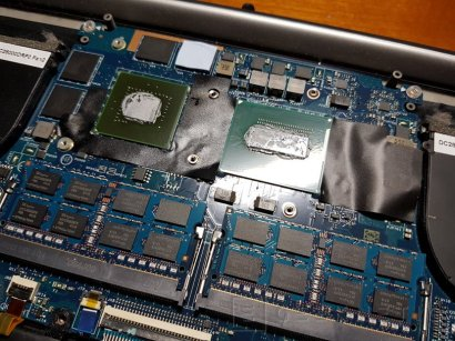 Componentes portatil